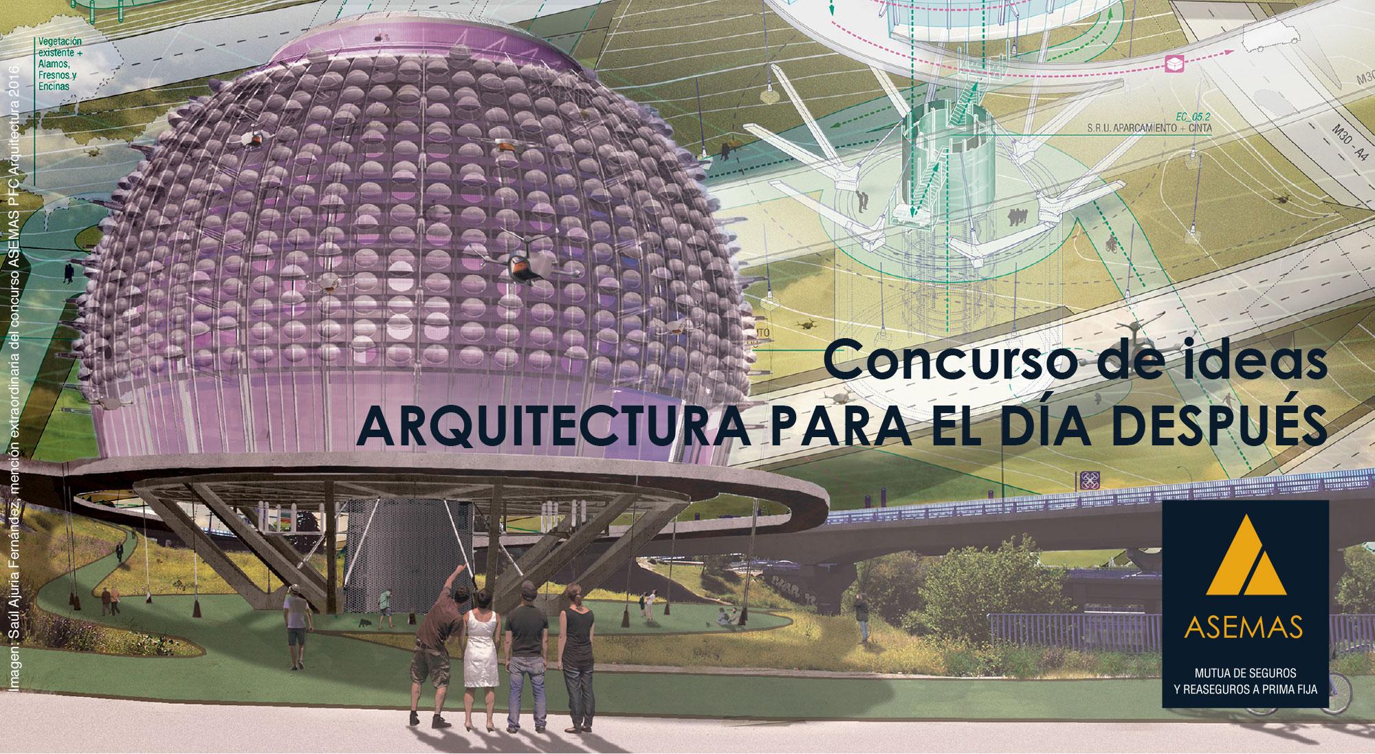 Concurso de ideas: Arquitectura para el día después